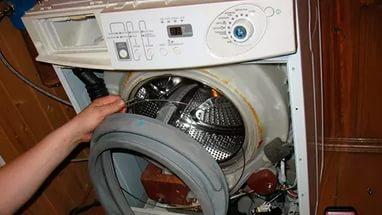 Ремонт стиральной машины уфа выезд мастера мастерская стиральных машин Солнечная улица (деревня Страдань)